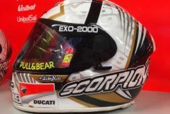 Casco Alvaro Bautista MotoGP Australia 2018 02