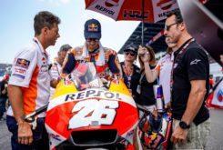 Dani Pedrosa MotoGP Tailandia 2018 carrera