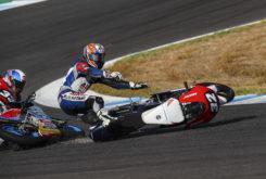 FIM CEV Moto3 Jerez 2018 Carrera 1 4