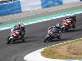 FIM CEV Moto3 Jerez 2018 Carrera 2