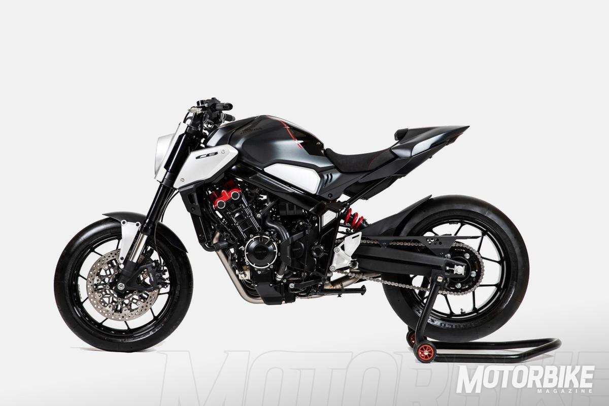 honda cb650r 2019 el prototipo neo sports caf de 39 seis y medio 39 motorbike magazine. Black Bedroom Furniture Sets. Home Design Ideas