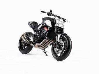 Honda CB650R Neo Sports Cafe Concept 04