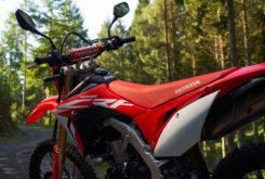 Honda CRF450L 2019 pruebaMBK086