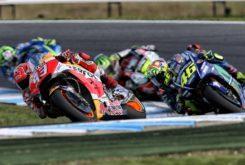 Horarios MotoGP Australia 2018