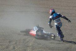 Jorge Martin caida Moto3 Japon 2018