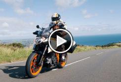KTM 1290 Super Duke GT 2019 Michael Rutter Isla de Man play