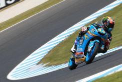 MBK Aron Canet Moto3 Australia 2018