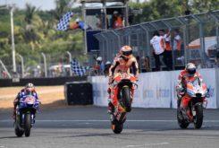 MBK GP Tailandia 2018 MotoGP lo mas destacado