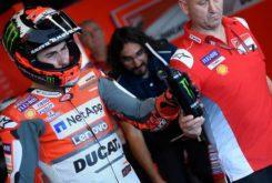 MBK Jorge Lorenzo MotoGP 2018 Ducati
