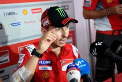 MBK Jorge Lorenzo baja GP Japon MotoGP 2018