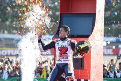 MBK Marc Marquez Campeon Mundo MotoGP 2018