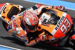 MBK Marc Marquez pole MotoGP Tailandia 2018
