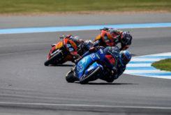 MBK Moto2 Tailandia 2018 carrera Pecco Bagnaia