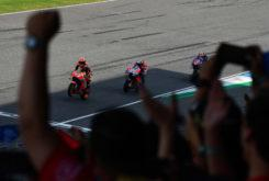 MBK MotoGP Tailandia 2018 ultima vuelta