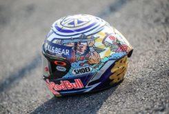 Marc Marquez casco GP Japon 2018 MotoGP