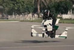 Policia Dubai Overbike eVOTL