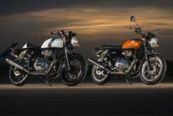 Royal Enfield Continental GT 650 Interceptor INT 650 2019