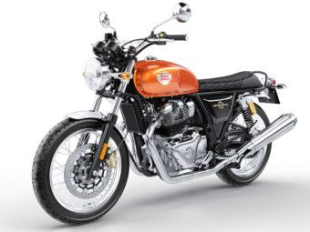 Royal Enfield Interceptor INT 650 2019 09