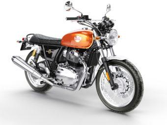 Royal Enfield Interceptor INT 650 2019 10