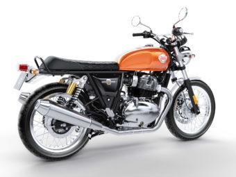 Royal Enfield Interceptor INT 650 2019 11