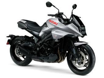 Suzuki Katana 2019 13