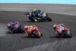 Victoria Marc Marquez MotoGP Tailandia 2018