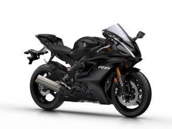 Yamaha YZF R6 2019 01