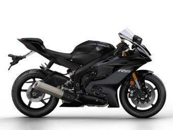 Yamaha YZF R6 2019 02