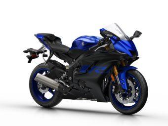 Yamaha YZF R6 2019 11