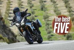 yamaha tracer 900gt best5