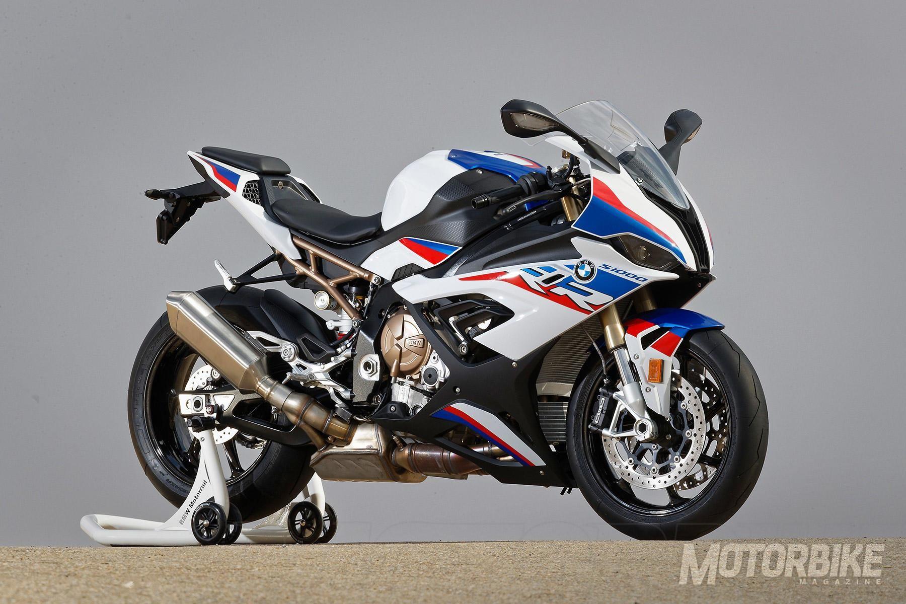 2020 BMW S1000Rr History