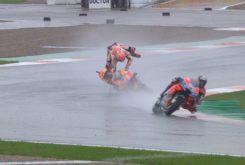 Caida Marc Marquez MotoGP 2018 Valencia 00