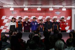 Dani Pedrosa retirada GP Valencia 2018