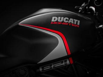 Ducati Monster 821 Stealth 2019 06