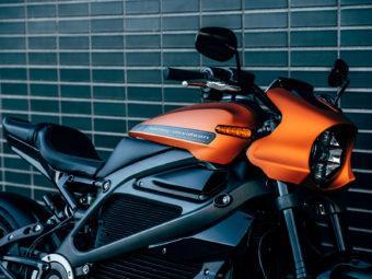Harley Davidson LiveWire 2019 51