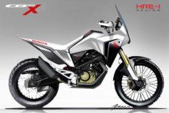 Honda CB125X Concept 2019 2