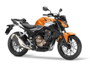 Honda CB500F 2019 30