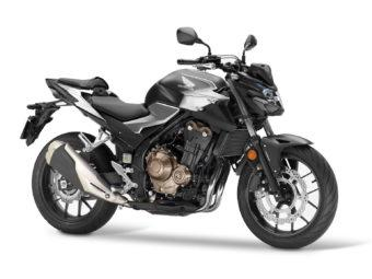 Honda CB500F 2019 35