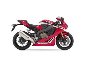 Honda CBR1000RR Fireblade 2019 04