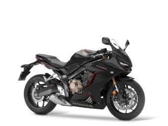Honda CBR650R 2019 16