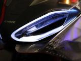 KYMCO SuperNEX moto electrica deportiva