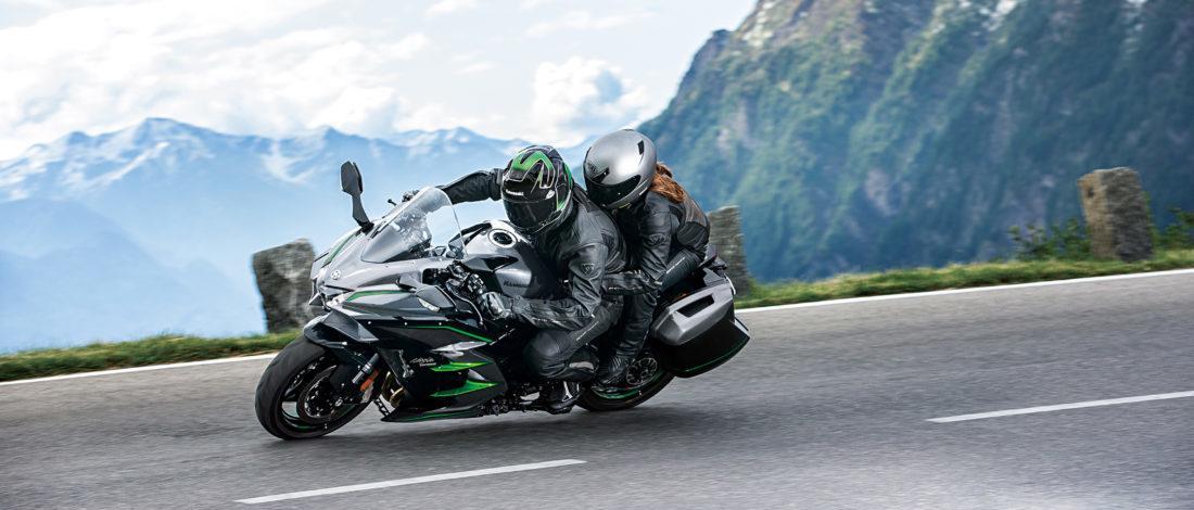 Kawasaki Ninja H2 Sx Se 2019 Precio Fotos Ficha Técnica Y Motos