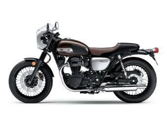 Kawasaki W800 Cafe 2019 02