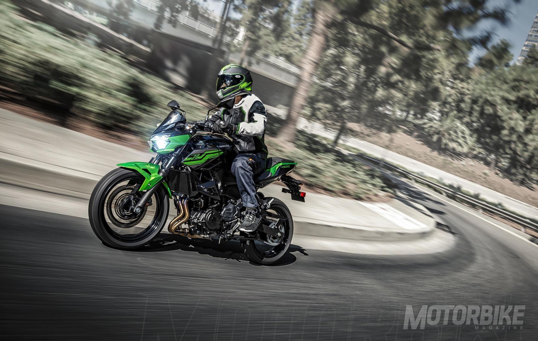 Kawasaki Z400 2019 prezzo, informazioni tecniche, foto e