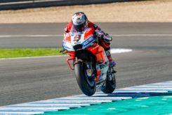 MBKDanilo Petrucci Test MotoGP 2019 Jerez