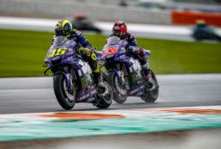 MBKValentino Rossi Maverick Vinales MotoGP Valencia 2018