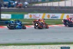 Marc Marquez salvada carrera MotoGP Malasia 2018