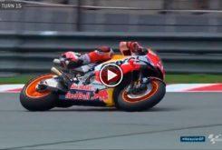 Marc Marquez salvadas MotoGP Malasia 2018 01