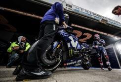 Maverick Vinales Test Valencia MotoGP 2019 miercoles