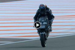 Miguel Oliveira MotoGP test Valencia 01